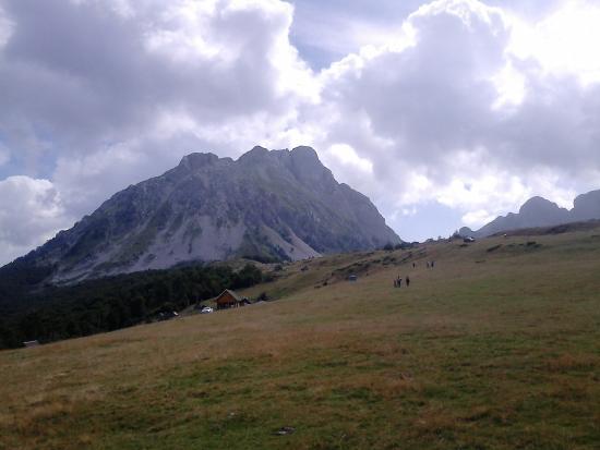 Andrijevica Municipality, Montenegro: Komovi, view from Stavna