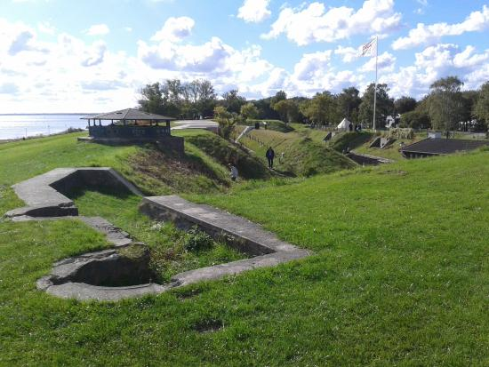 Mosede Fort, Denmark 1914-18