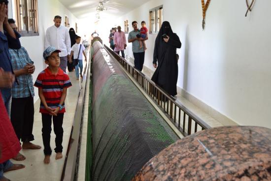 Nabi Umran A.S Tomb