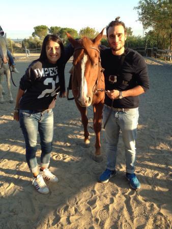 ASD Centro Equestre Bellavista: Bombolino er mejo