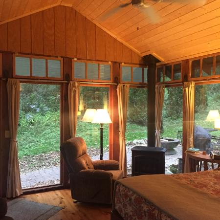 Richland Center, Висконсин: Amazing weekend in the Glass House
