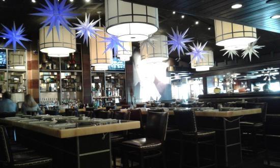 The Standard Restaurant Lounge Rat Pack Like Decor