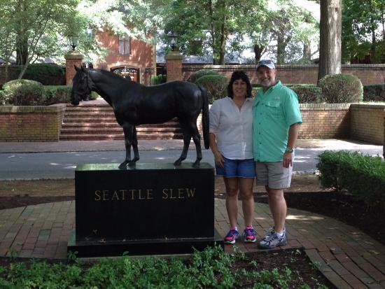 UnBridled Horse Tours: Part of tour!