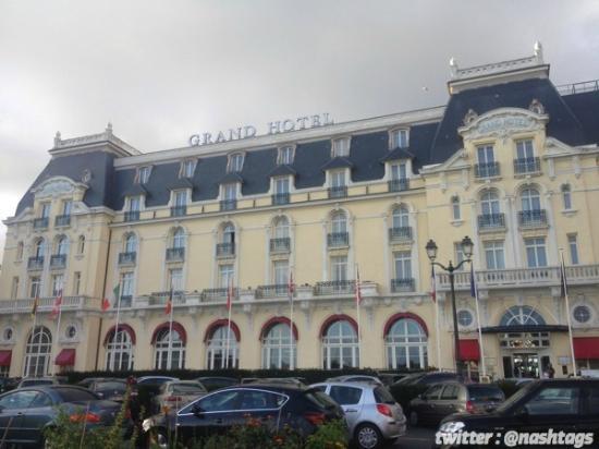 Chambre 406 foto de le grand hotel cabourg mgallery for Chambre 414 grand hotel cabourg