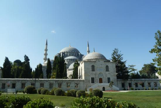 苏雷曼尼亚清真寺