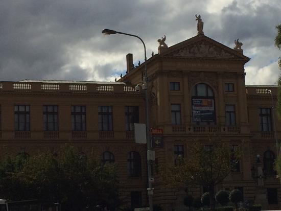 Muzeum Hlavního Města Prahy: Вид снаружи