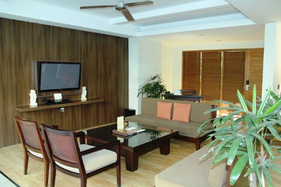 Ruang Tamu Picture Of Villa Kayu Raja Kerobokan Tripadvisor