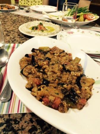 Shahrazad: Eggplant