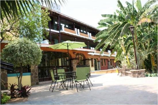 Hotel Plaza Rubio: INTERIOR
