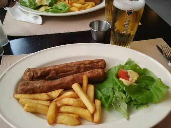 't Visboerke: Pour très petit mangeur .. moins de 15 frites... 😢