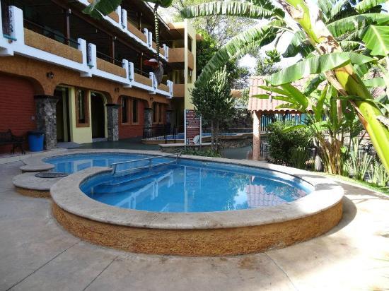 Hotel Plaza Rubio: ALBERCA