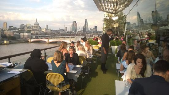 The terrace picture of oxo tower restaurant bar and for The terrace restaurant and bar