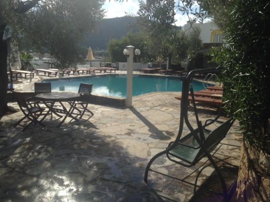 Omar Hotel: Pool