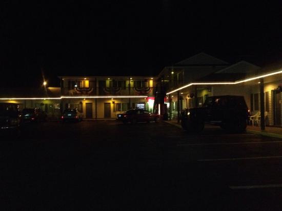 Sierra Motel: Sierra Motel