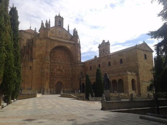 Fachada Convento San Esteban, Salamanca - Picture of St ...