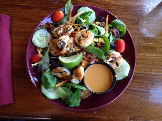 Sundowners: Fantastic lunch!