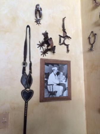 Tubac, AZ: Nice decorations