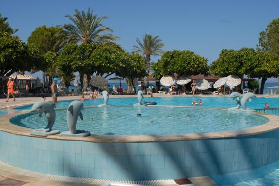 Incekum, Turkiet: Pool