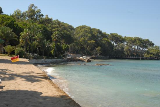 Incekum, تركيا: Beach