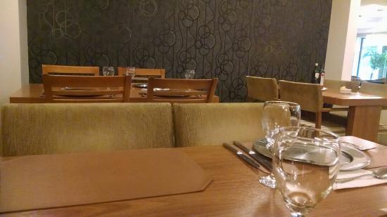 Restaurante Águas Cantantes