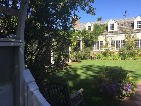 Siasconset, MA: Nantucket's most colorful and beautiful.