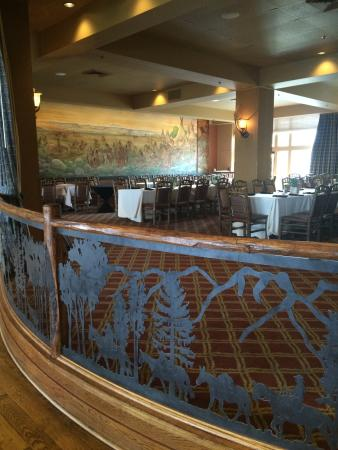The Mural Room: Spectacular