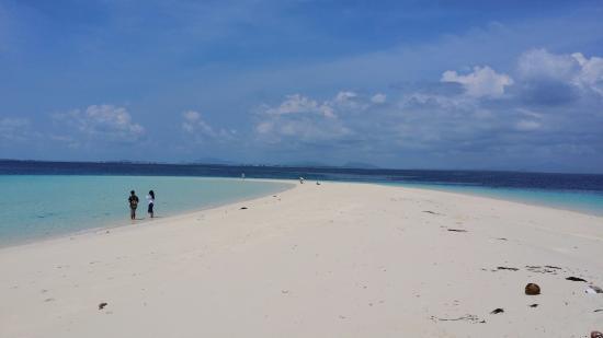 Tun Sakaran Marine Park: Sibuan Island