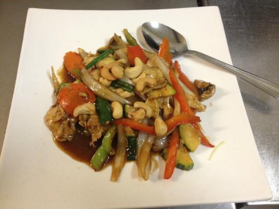 Thai Spice: Cashew Nut