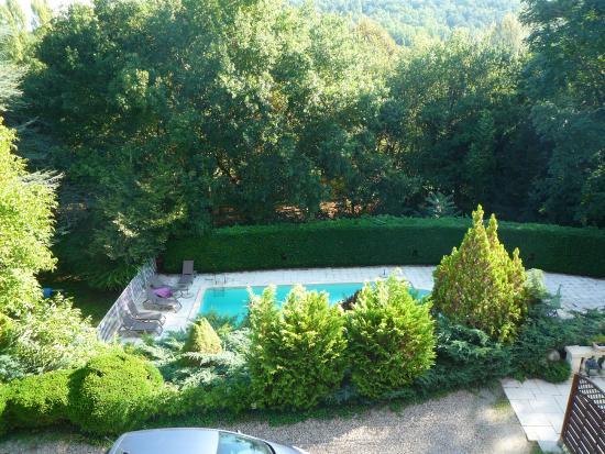 Chateau des Reynats: piscine