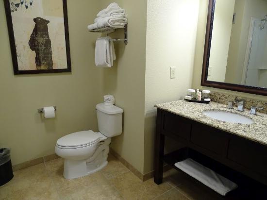 Loleta, Калифорния: Badezimmer