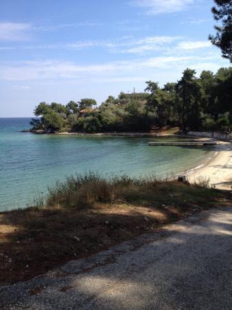 East Macedonia and Thrace, Yunani: Güzel koy...