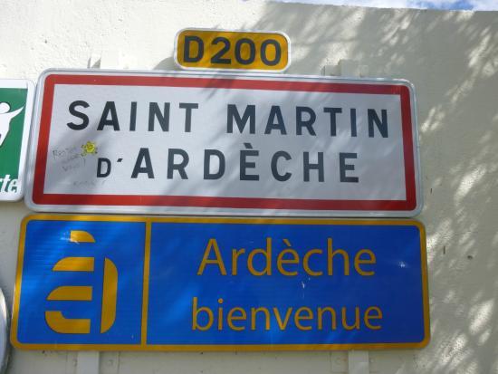 A foto di office de tourisme porte des gorges st martin - Office de tourisme saint martin d ardeche ...