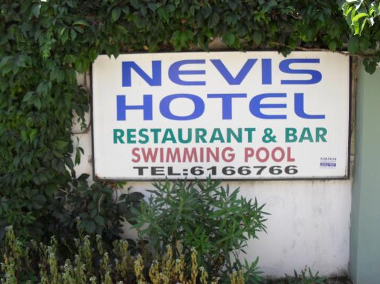 Nevis Hotel: Simply the best