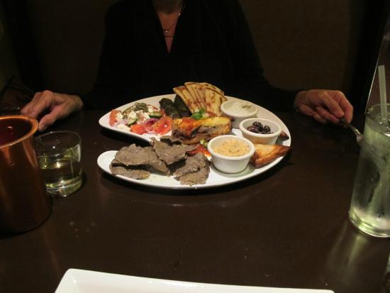 Kaldera Restaurant: Pikilia - What a combination!
