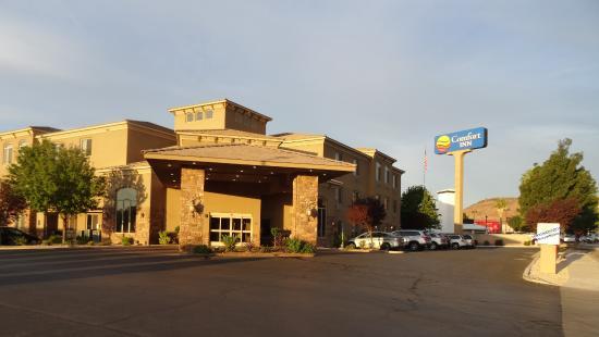 Days Inn St George: Close to Interstate 15