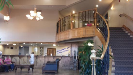 Days Inn St George: Very Nice Lobby