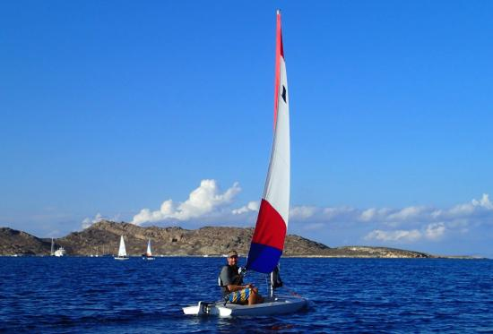 Naoussa Sailing Team : Head Instructor