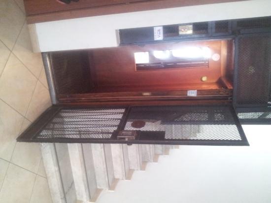 La Terrazza: Elevator
