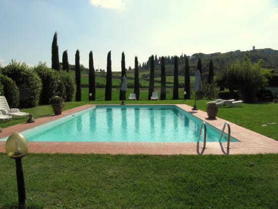 Le Valli: immaginate di fare un bagno qui...