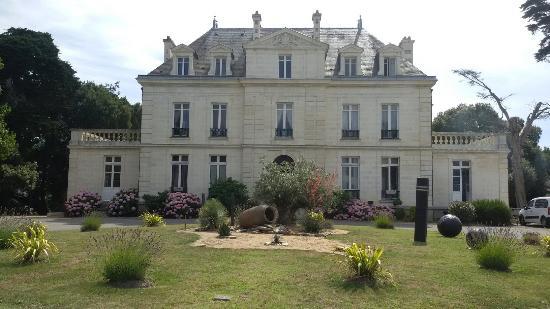 Château de la Gressiere : Superbe lieu de réception
