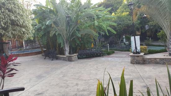 Hotel Plaza Rubio: Excelentes instalaciones
