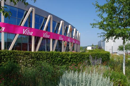 Restaurant in der Viba Erlebniswelt
