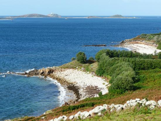 views around st marys bild von scilly inseln england. Black Bedroom Furniture Sets. Home Design Ideas