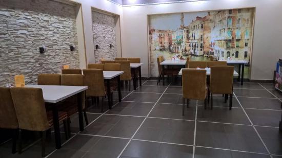 Pereyaslavka, Rússia: кафе