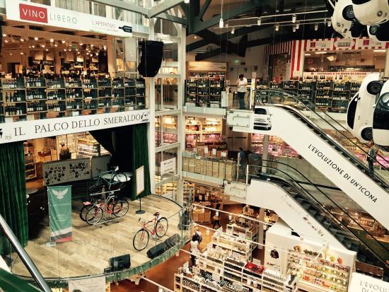 VIVA Viviana Varese Ristorante: Mercado do Eataly