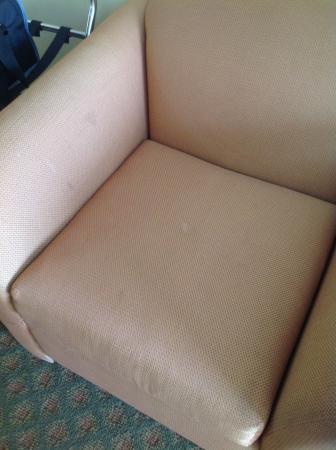 Comfort Inn & Suites Cedar City: gross chair