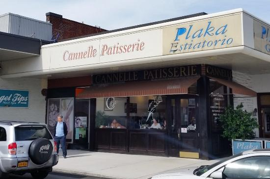 Cannelle Patisserie: The bakery