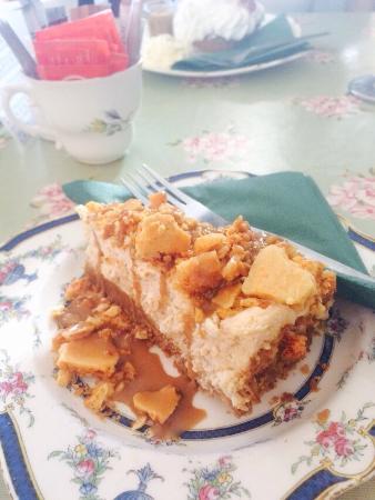 Clondalkin, Ιρλανδία: Toberlone & honeycomb cheesecake