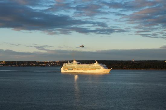 Район Галифакс, Канада: Halifax Harbour
