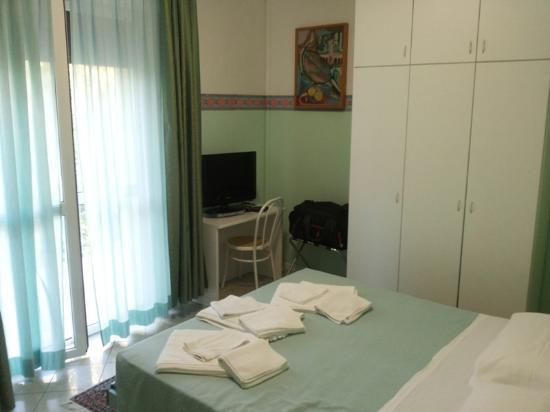 Hotel K2 Cervia: Camera